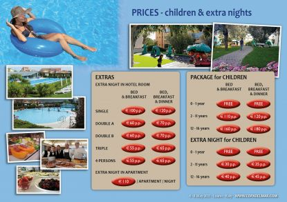EXTRA NIGHTS & KIDS PRICES